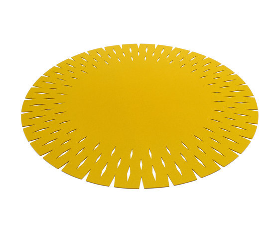 PLACEMAT AMBER